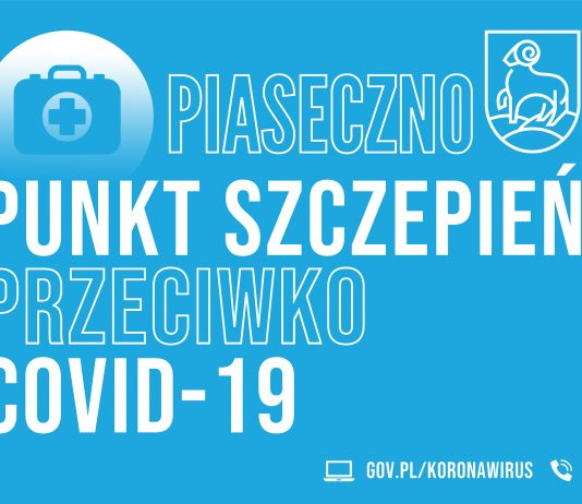 Punkt szczepień przeciwko COVID-19 w Piasecznie