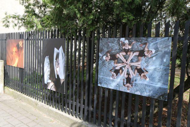 Akcja STOP PLASTIK - wystawa zdjęć na skwerze Kisiela, fot. Małgorzata Idaczek
