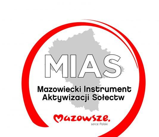 Logo MIAS Mazowiecki Instrument Aktywizacji Sołectw Mazowsze