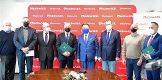 Archiwum Województwa Mazowieckiego oraz delegatura Urzędu Marszałkowskiego w Piasecznie