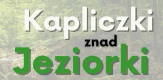 Plakat wydarzenia Spotkanie autorskie Kapliczki znad Jeziorki