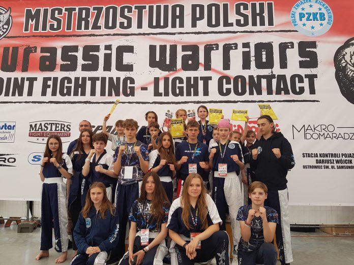 Mistrzostwa Polski Kadetów i Dzieci w Kickboxingu w formułach PF i LC