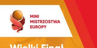 Wielki Finał Mini Mistrzostw Europy 2021 w piłce nożnej!