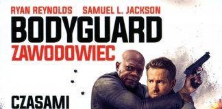 Plakat Bodyguard Zawodowiec