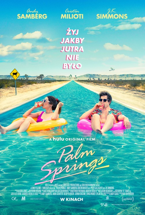 Plakat Palm Springs