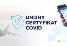 Ilustracja. Polska została podłączona do systemu Unijnych Certyfikatów Covid