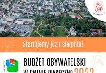 Ilustracja. Budżet Obywatelski w gminie Piaseczno na rok 2022