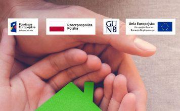 Plakat Centralna Ewidencja Emisyjności Budynków (CEEB) - nowy obowiązek składania deklaracji przez mieszkańców