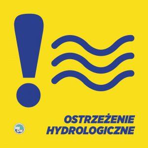 Ostrzeżenie hydrologiczne IMGW