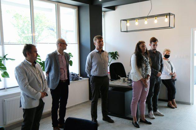Otwarcie Centrum Przedsiębiorczości w Piasecznie