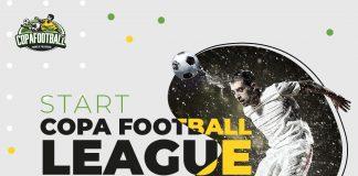 Ilustracja. Copa Football League - Amatorska Liga Piłkarska w Piasecznie
