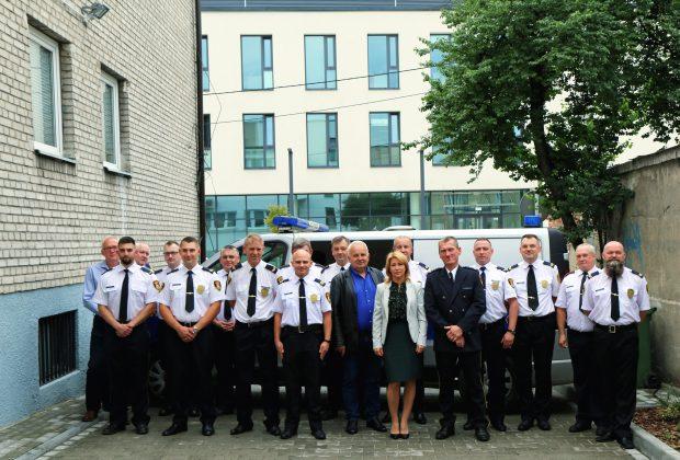 Dzień Straży Miejskiej w Piasecznie 2021