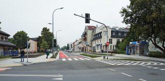 Ilustracja. Zakończenie przebudowy ulicy Puławskiej w Piasecznie