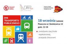 Ilustracja Dni Transportu Publicznego w Piasecznie 2021