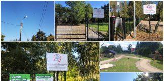 Kolaż zdjęć. 60 000 zł dla sołectw z terenu gminy Piaseczno