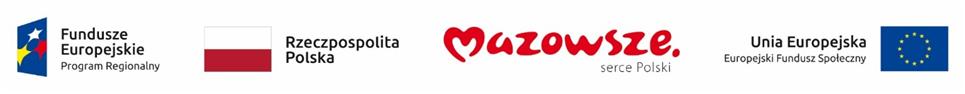 Logotypy do informacji Szkoła możliwości w Głoskowie