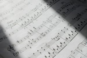 Międzynarodowy Festiwal Musica Classica nuty