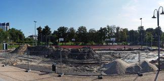 Modernizacja street workout'u w Parku im. Książąt Mazowieckich w Piasecznie
