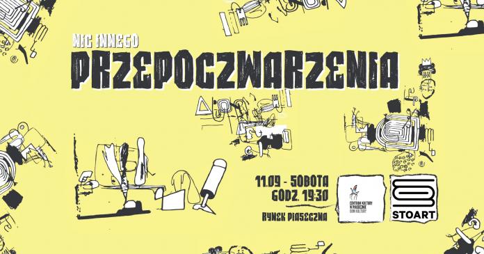 Plakat wydarzenia NIC INNEGO koncert PRZEPOCZWARZENIA