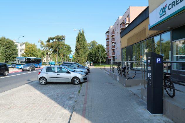 Strefa Płatnego Parkowania przy ulicy Puławskiej
