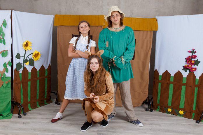 W zielonej krainie Oz - spektakl ekologiczny dla dzieci