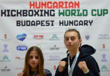 Relacja z Pucharu Świata w Kickboxingu -Budapeszt 2021 r.