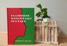 """Premiera książki Doroty Zając """"Piaseczno Kobietami Słynące"""". Na zdjęciu książka."""