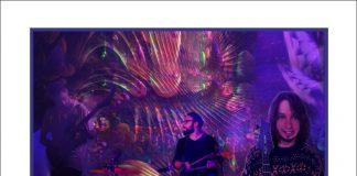 Plakat wydarzenia koncert zespołu NIRGUNA