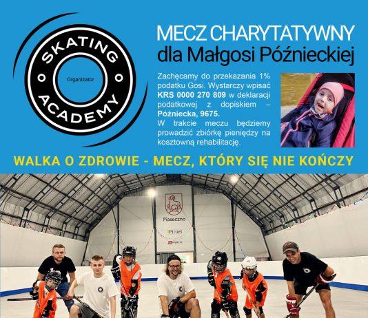 Charytatywny mecz dla Małgosi - 23.10.2021r.