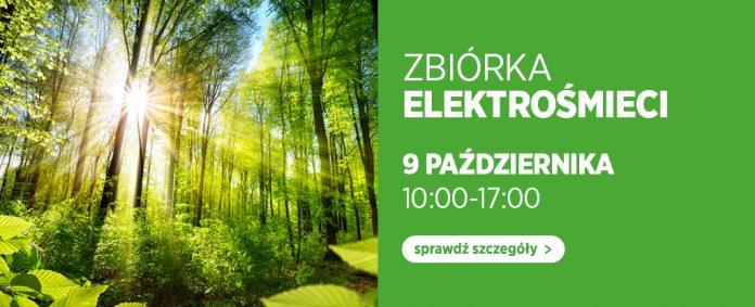 Oddaj elektrośmieci - dostaniesz sadzonkę roślinną