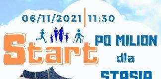 Plakat wydarzenia Start po milion dla Stasia
